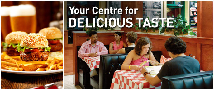 Your Centre for DELICIOUS TASTE